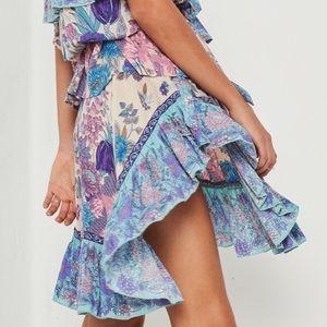 NWT Spell Designs Mermaid skirt